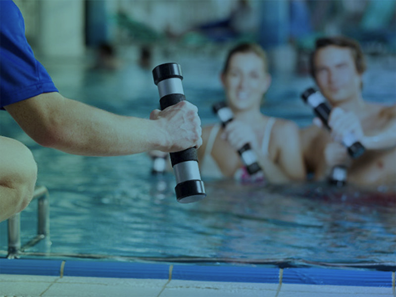 Curso Fitness acuático online