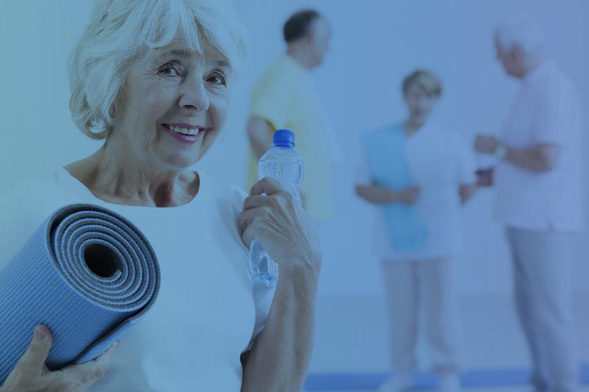Curso Actividades Físicas y Salud para la Tercera Edad Online